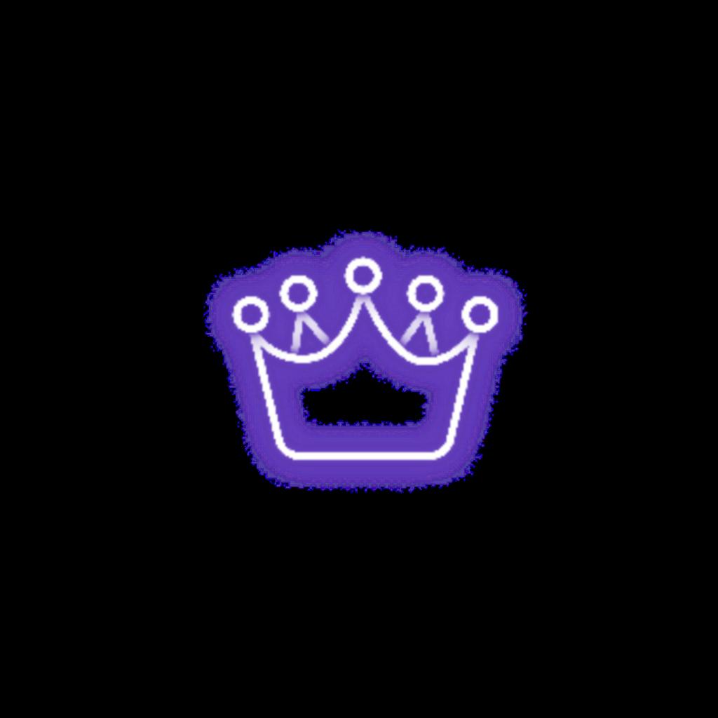#neon #glowing #neonlight #crown #queen #royalty