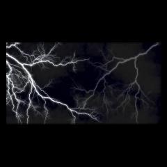 lightning clouds sky aesthetic overlay freetoedit