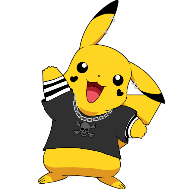 #pikachu #pokemon #eboy #meme #chain #freetoedit