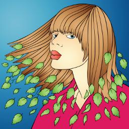 leaf fotoedit recolor coloring
