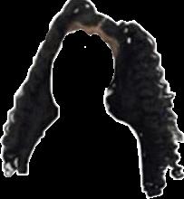 girlhair girl hair edges black freetoedit