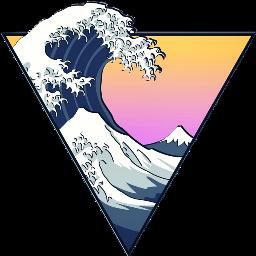 aesthetic waves freetoedit