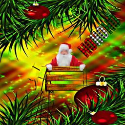 freetoedit christmas ornaments tree lights ircvintageaesthetic vintageaesthetic