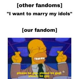 freetoedit gay fandom simpsons