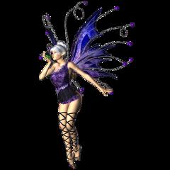 ftestickers fantasyart angel fairy cute freetoedit