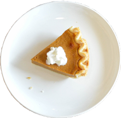 freetoedit pie thanksgiving food plate