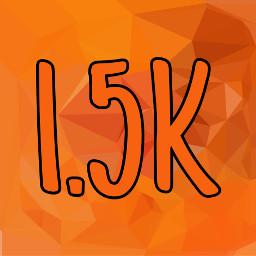 1500 thank you thankyou tysm freetoedit