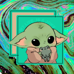 freetoedit alien starwars green frog