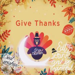 freetoedit thankful madewithpicsart happythanksgiving