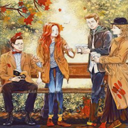 freetoedit doctorwho doctorwho11th 11th automne ircthankful