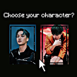 kai exo obsession chooseyourcharacter videogame freetoedit