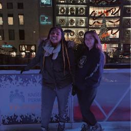 freetoedit unionsquare iceskating holiday sf