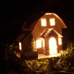 christmas house decoration ornament