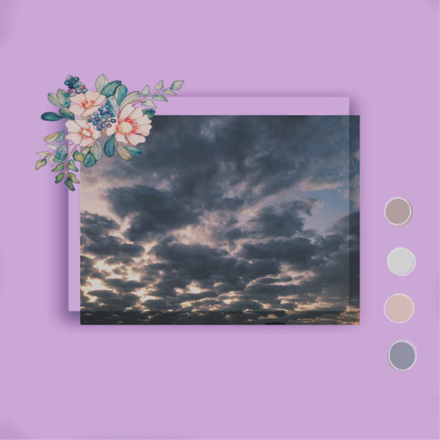 #freetoedit #clouds #asthetics #asthetic .. i tried😕