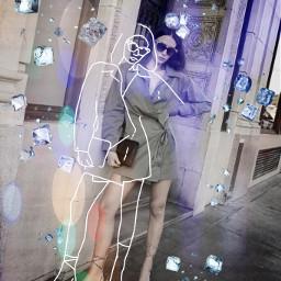 freetoedit interesting icecube monochromephotography