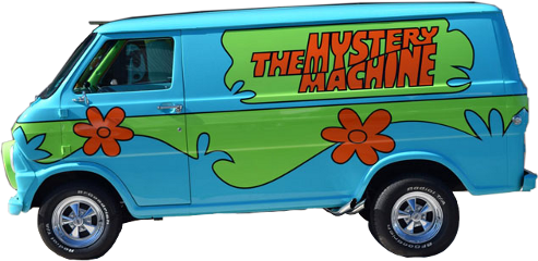 van themysterymachine freetoedit scvan