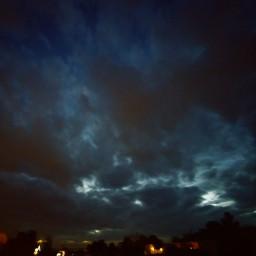 night november mylife texas sky