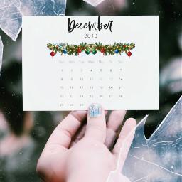 freetoedit christmas calendar christmascard christmasspirit srcdecembercalendar decembercalendar
