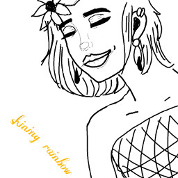 freetoedit picart dcoutlineart outlineart