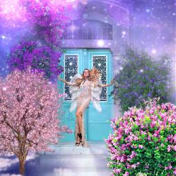 freetoedit vipshoutout heaven model angel
