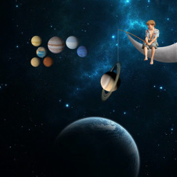 freetoedit fishing planets myedit surrealism