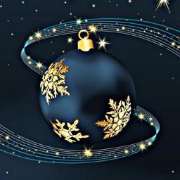 freetoedit christmas background remixit black
