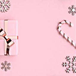 freetoedit hdreffect pink gold ornaments