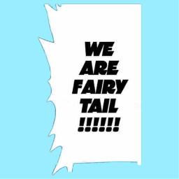 freetoedit fairytail anime