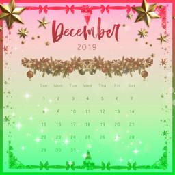 freetoedit december christmasiscoming calender srcdecembercalendar decembercalendar