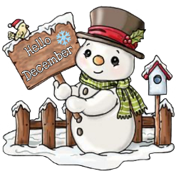 december snowman freetoedit