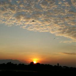 freetoedit mystyle photography sunset clouds