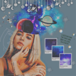 challenge space galaxy planets freetoedit ecaesthetic aesthetic