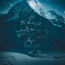 freetoedit background mountain man visual