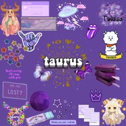 taurus zodiac freetoedit