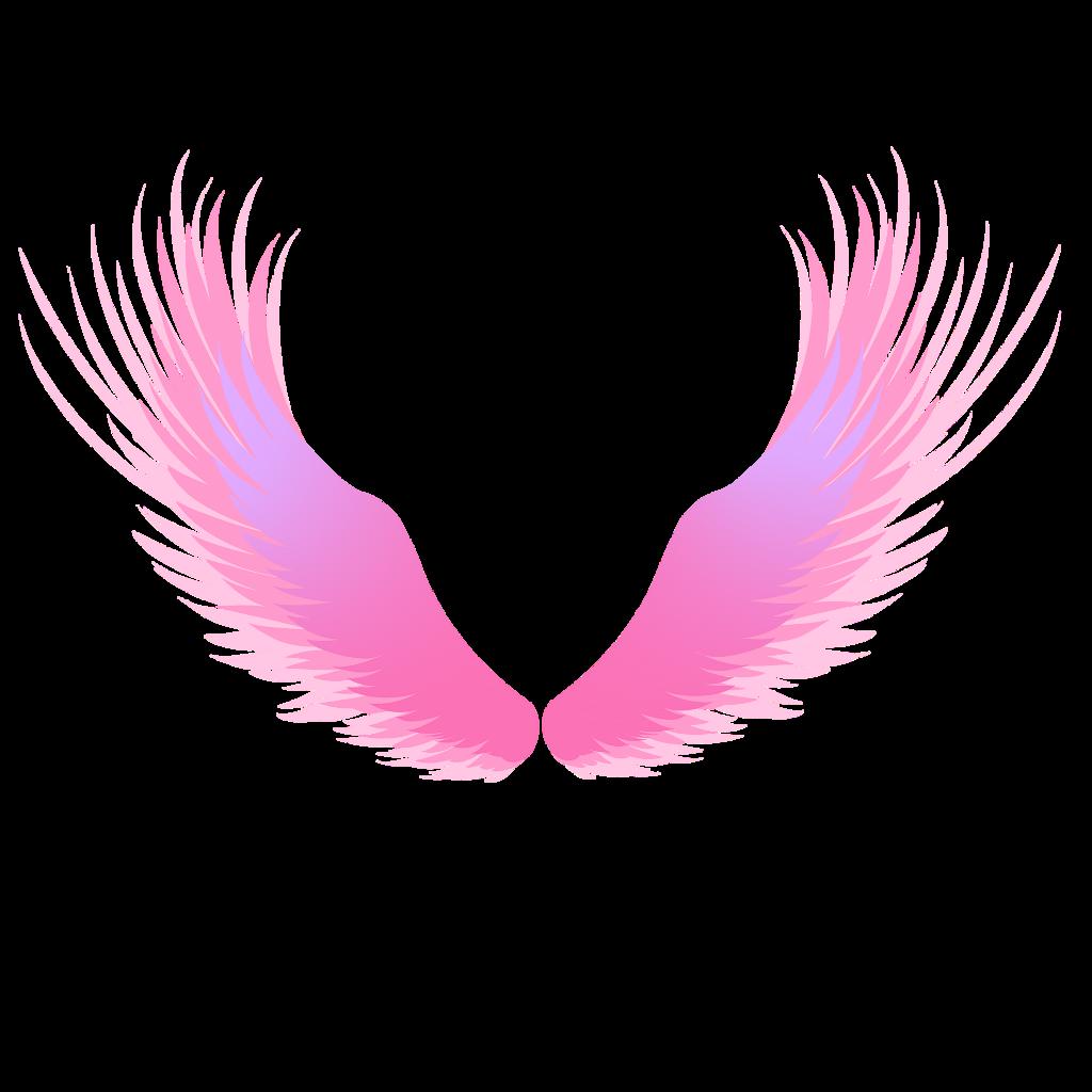 #ftestickers #fantasyart #wings #angel #fairy #luminous #pink