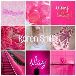 meangirls meangirlsmusical pink pinkaesthetic moodboard