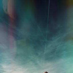 oneman sky minimalistic