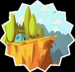 hiking mountain freetoedit