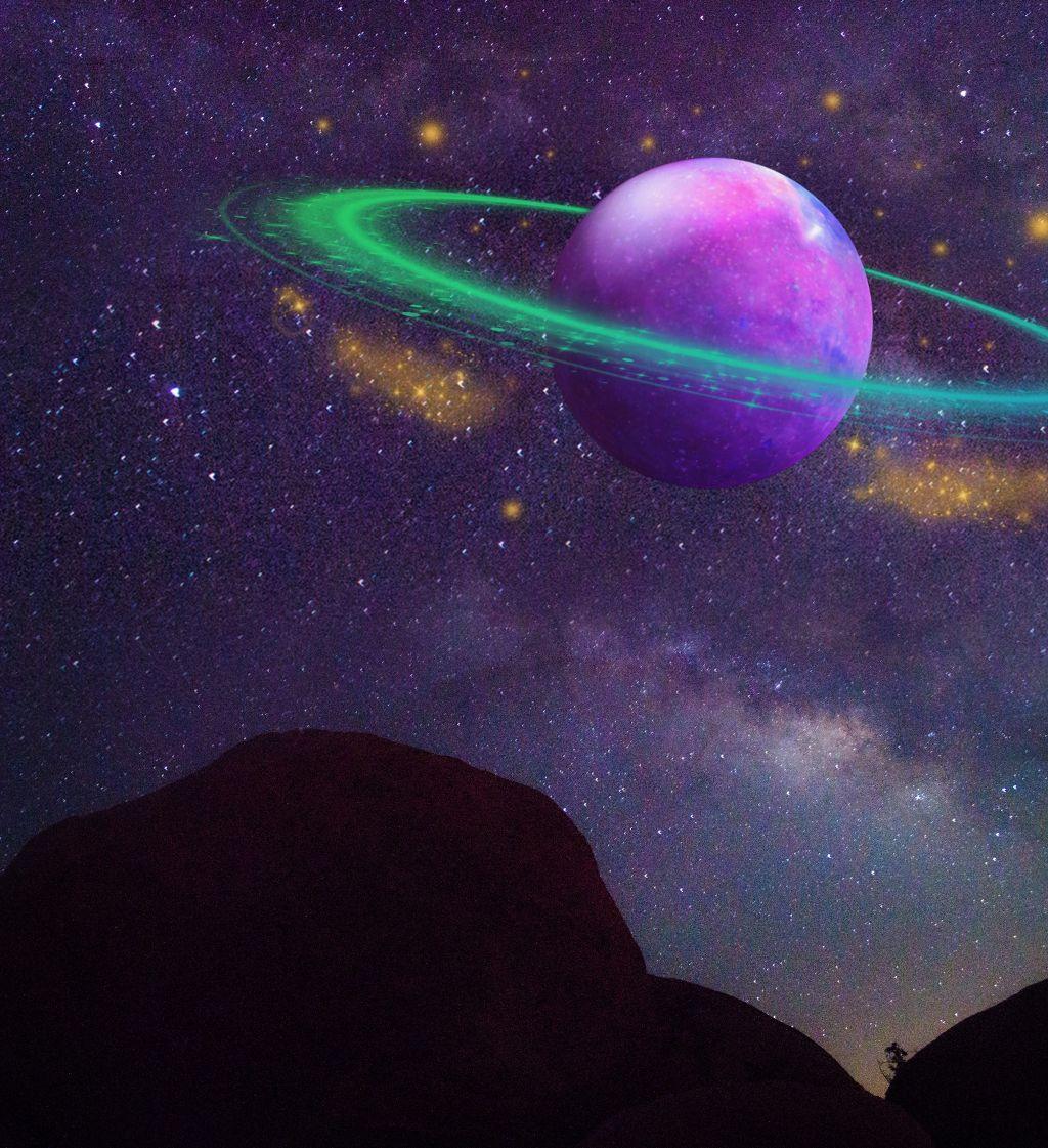 #freetoedit #galaxy #sky #stars  @picsart