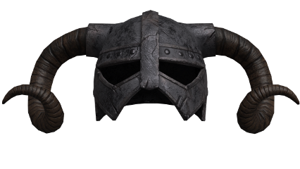 hat helmet warrior black brown freetoedit