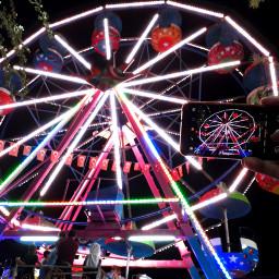 pictureinpicture twice shot lunapark lights