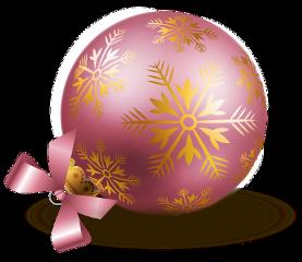 ftestickers christmas ornament decoration ball freetoedit