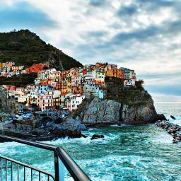 italy cinqueterre coast 5villages