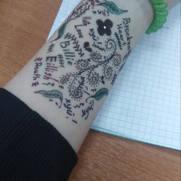 freetoedit pcbeautifulbirthmarks fanartofkai tattooday nelsonmandela ircfanartofkai