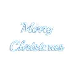ftestickers text typography merrychristmas freetoedit