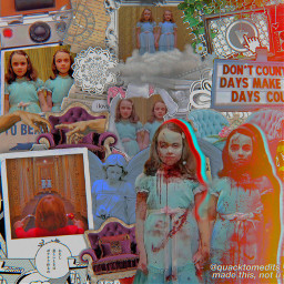 theshining horror twins spooky complexedit