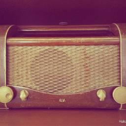 photography nostalji classic radio mycamera