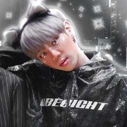 kpop idol ace byeongkwan ibispaintx