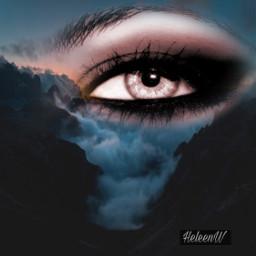 inspiration fantasyart surrealism eyeart madewithpicsart freetoedit