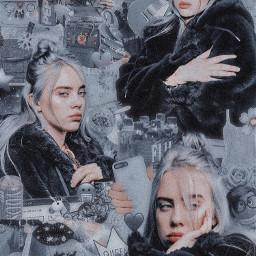 billieeilish aesthetic grey greyaesthetic